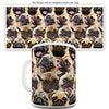 Pugs Grumble Ceramic Mug