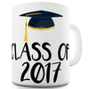 Personalised Graduation Hat Class Of Add Year Novelty Mug