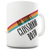 Personalised Teachers Name Classroom Brew Ceramic Mug