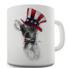 Uncle Sam Chihuahua Funny Mugs For Work