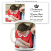Celebrating The Birth Of Prince Louis New Royal Baby Mug - Unique Coffee Mug, Coffee Cup