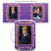 Prince George and Princess Charlotte Mug - Unique Coffee Mug, Coffee Cup