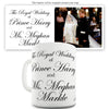 Royal Wedding Photo Harry And Meghan Funny Mugs For Men Rude