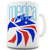 'Merica Funny Mugs For Men Rude