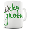 Lucky Groom Ceramic Funny Mug
