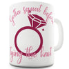 Squat Before The Knot Funny Mugs For Coworkers