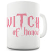 Witch Of Honour Funny Office Secret Santa Mug