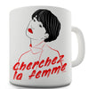 La Femme French Language Mug - Unique Coffee Mug, Coffee Cup