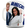 Meghan And Harry Megxit Ceramic Tea Mug