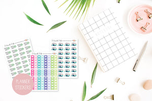 Planner Stickers by Mum and Me Handmade Designs