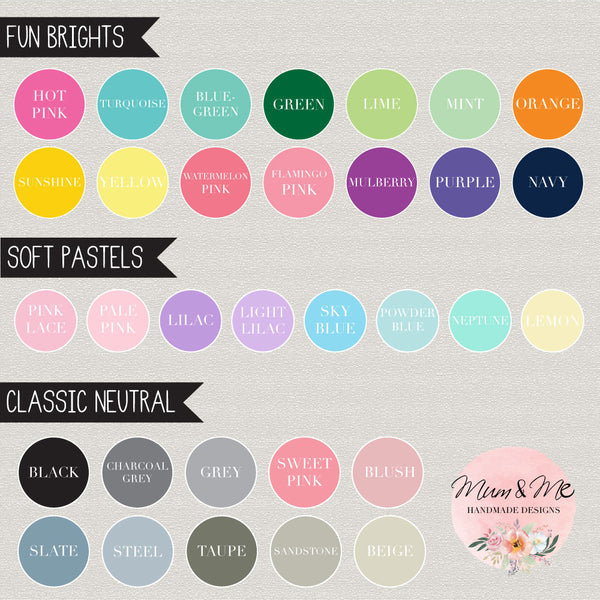 Stickers - Ombre Heart Checklist-Planner Stickers by Mum and Me Handmade Designs - An Australian Online Stationery, Planner Stickers and Card Shop