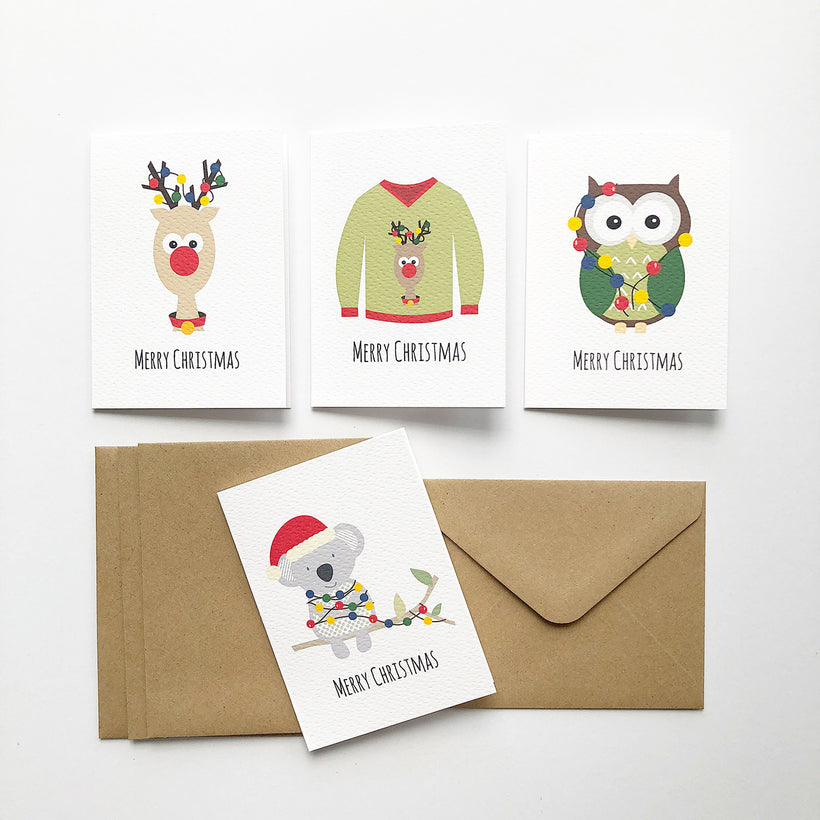 Mini Gift Cards