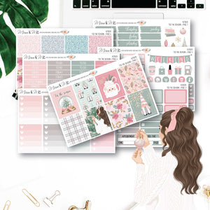 Weekly Kit: 'Tis the Season-Planner Stickers by Mum and Me Handmade Designs - An Australian Online Stationery, Planner Stickers and Card Shop