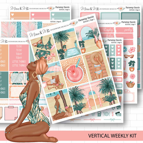 Weekly Kit: Faraway Sands