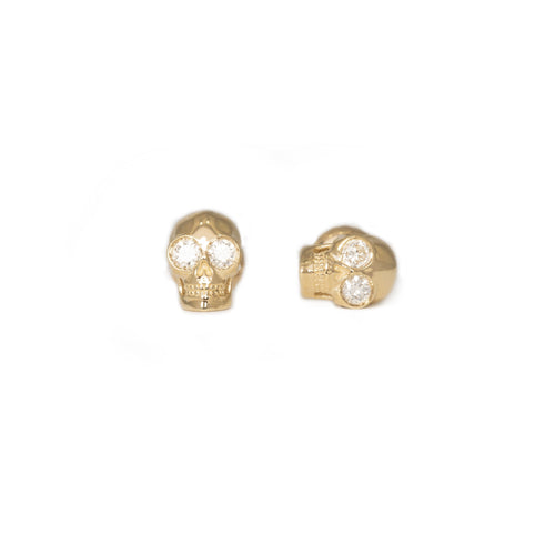 Calavera Earrings