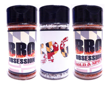 BBQ Blends - 3 Pack Bundle Seasonings (3.5 oz bottles)