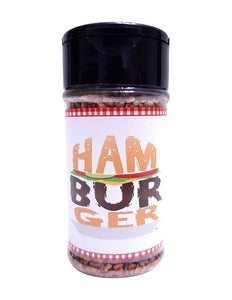 Hamburger Seasoning (3.5 oz bottle)