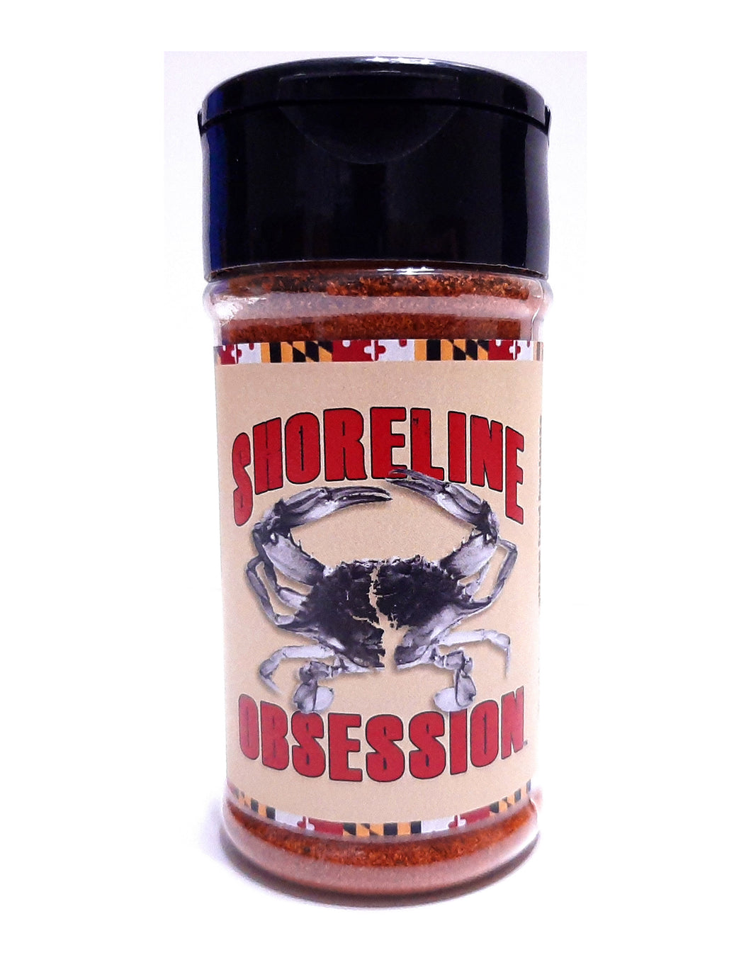 Shoreline Obsession Seasoning (3.5 oz bottle)
