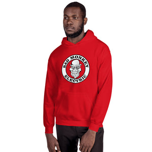 Bad Monkey Electric - Comfortable Hoodie Front B&W (Sizes Small - 5XL & Multiple Colors Available)