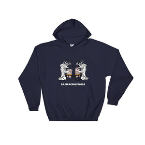 Team Steam vs Team Boil: The Face Off Fight Night!  Quality Hooded Sweatshirt