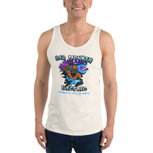 Bad Monkey Electric - Comfortable Men's Tank (Sizes Small - 2XL & Multiple Colors Available)