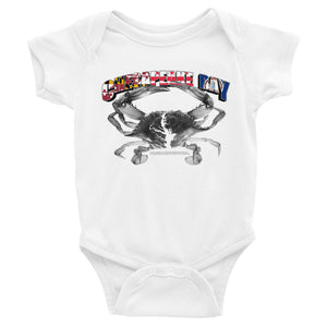 Chesapeake Bay Pride Infant Onesie