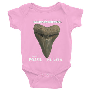 Mommy and Daddy's Mini Fossil Hunter Infant Onsie