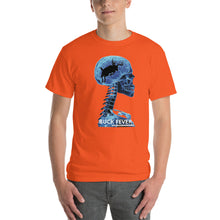 BUCK FEVER - Comfortable Short Sleeve T-shirt (Sizes Small - 5XL & Multiple Colors Available)