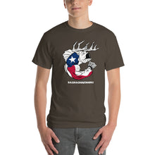 Texas Pride - Comfortable  Short Sleeve T-shirt (Sizes Small - 5XL & Multiple Colors Available)