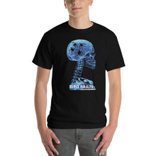 BIRD BRAIN - Comfortable  Short Sleeve T-shirt (Sizes Small - 5XL & Multiple Colors Available)