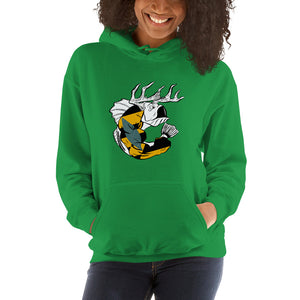 Calvert County, Maryland Pride -  Comfortable Warm Hoodie  (Sizes Small - 5XL & Multiple Colors Available)