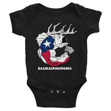 """Texas PRIDE"" Infant Onesie"