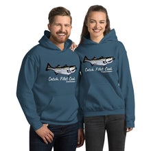 C.F.C. Catch Fillet Cook -  Comfortable Warm Hoodie  (Sizes Small - 5XL & Multiple Colors Available)