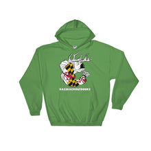 Maryland PRIDE - Quality Hooded Sweatshirt (Sizes Small - 5XL & Multiple Colors Available)