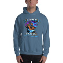 Bad Monkey Electric - Comfortable Hoodie Front Color (Sizes Small - 5XL & Multiple Colors Available)