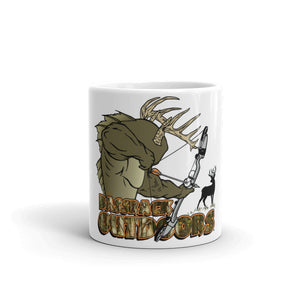 Deer Hunter's Mug