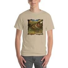 Snakehead Hunter- Comfortable  Short Sleeve T-shirt (Sizes Small - 5XL & Multiple Colors Available)