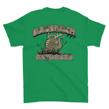 Waterfowl Season: Back and Front Print - Quality Short-Sleeve T-Shirt