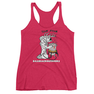 Team Steam - Women's tank top - Triblend (Multiple Colors Available)