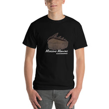 Miocene Maniac -  Comfortable Front Print Short Sleeve T-shirt (Sizes Small - 5XL & Multiple Colors Available)