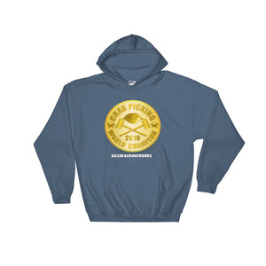 UNDENIABLE Crab Picking WORLD CHAMPION - 2018 Comfortable Hooded Sweatshirt