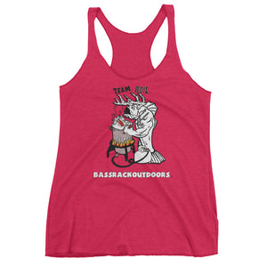 Team Boil - Women's tank top - Triblend (Multiple Colors Available)