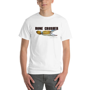Bone Crusher - Comfortable Short Sleeve T-Shirt (Sizes Small - 5XL & Multiple Colors Available)