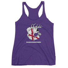 Alabama State Flag - Women's tank top