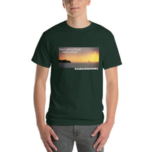 Don't Call It A Dream, Call It A Plan - Comfortable  Short Sleeve T-shirt (Sizes Small - 5XL & Multiple Colors Available)