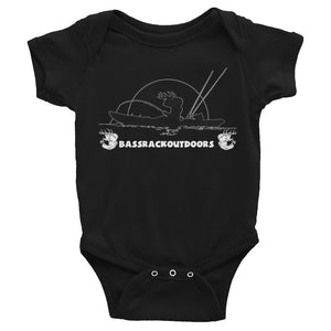 """Little Kayaker"" Infant onesie"