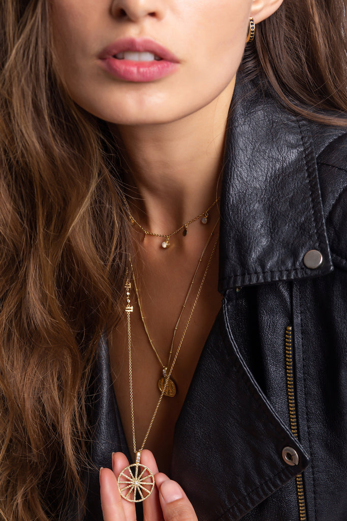 How To Stack and Layer Your Necklaces (and Jewelry)