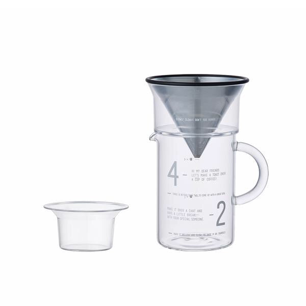Coffee Jug Set (600 ml)