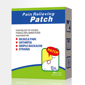 Pain Relieving Patches (30pcs)