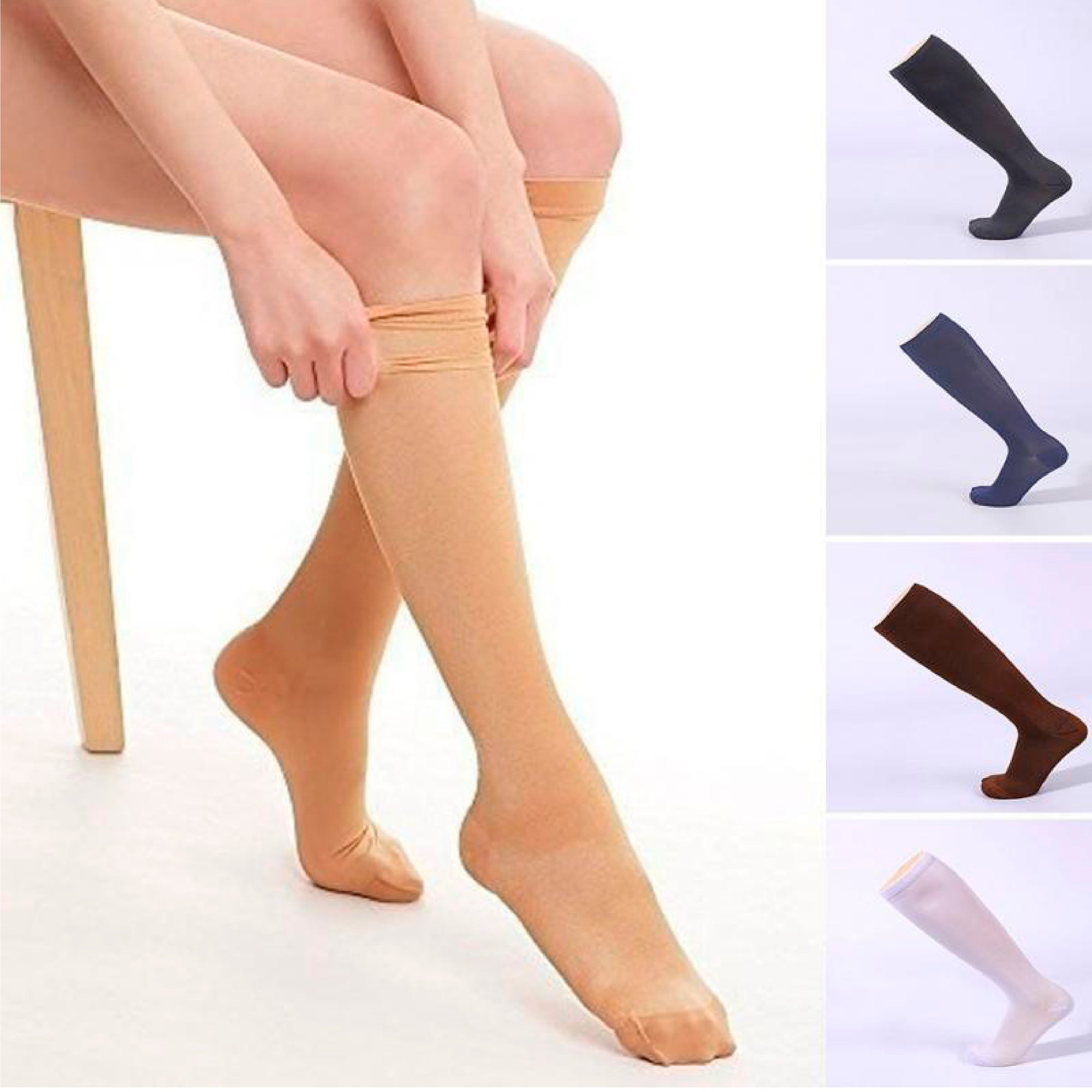 ae9b351943 Compression Stockings for Arthritis Pain Relief - ArthritisHope